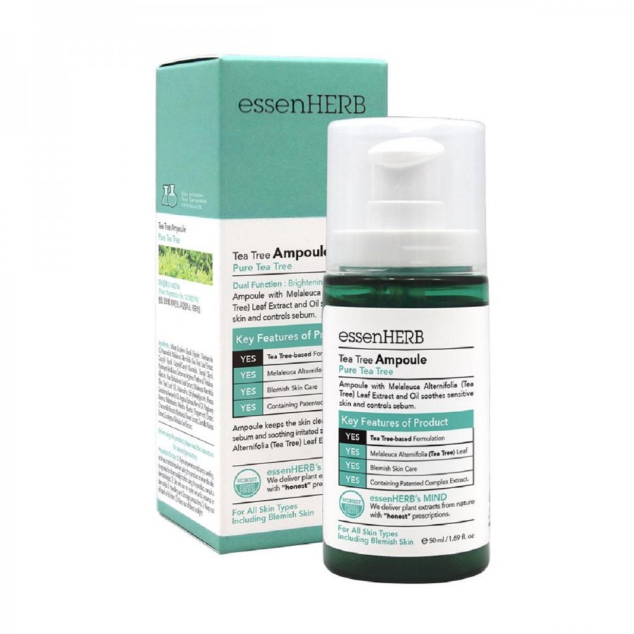EssenHerb TEA TREE Ampoule