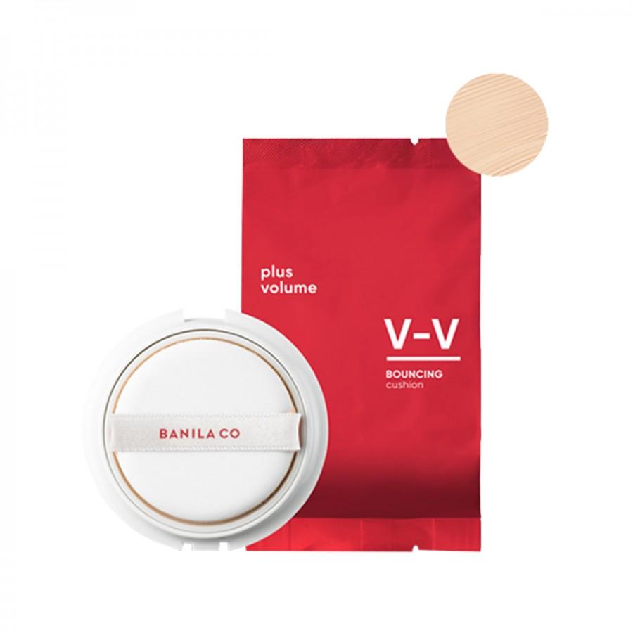 Banila Co VV Bouncing Cushion Spf50+ Pa+++ [Refill]