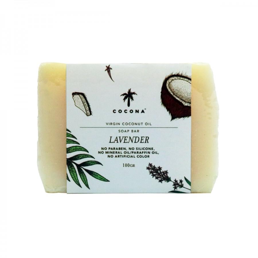 Natural Soap Bar Lavender