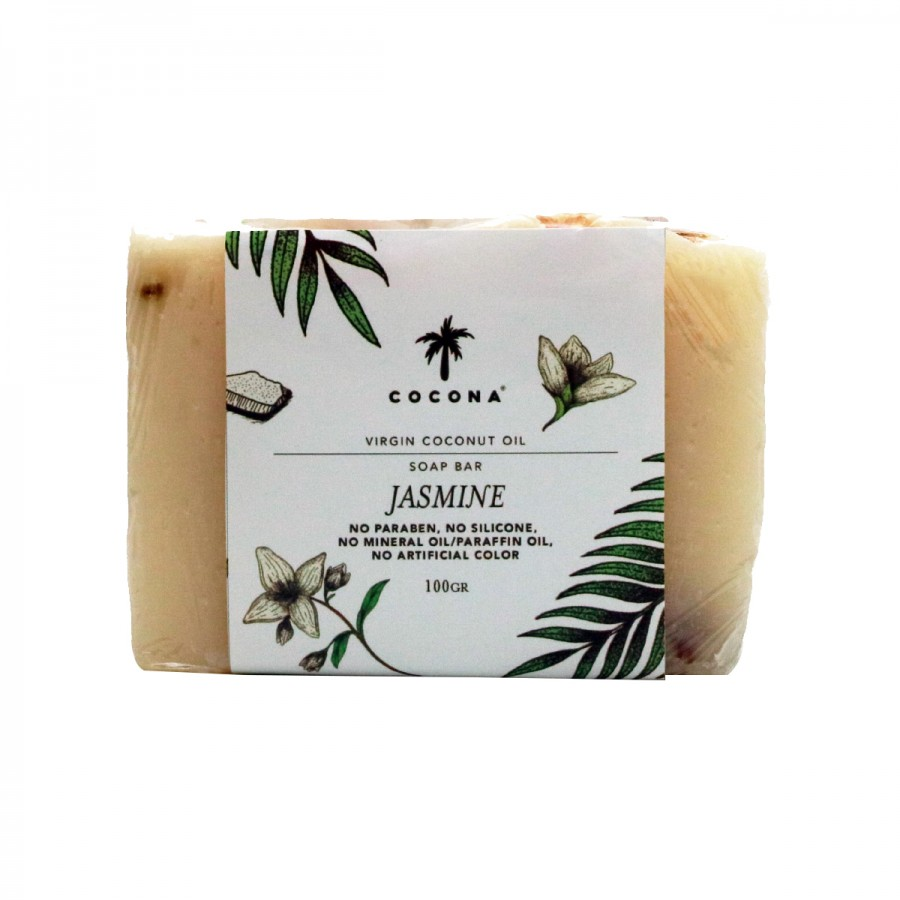 Natural Soap Bar Jasmine