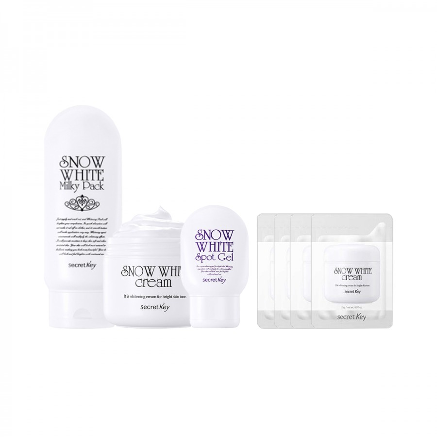 Snow Whitening Pack