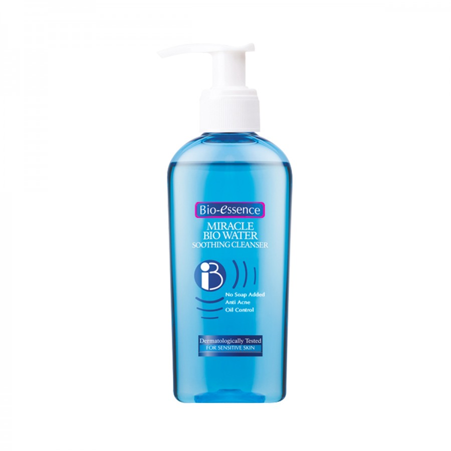 Miracle Bio Water Soothing Cleanser