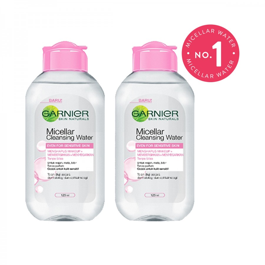 Duo Micellar Water (Pink) 125 ml