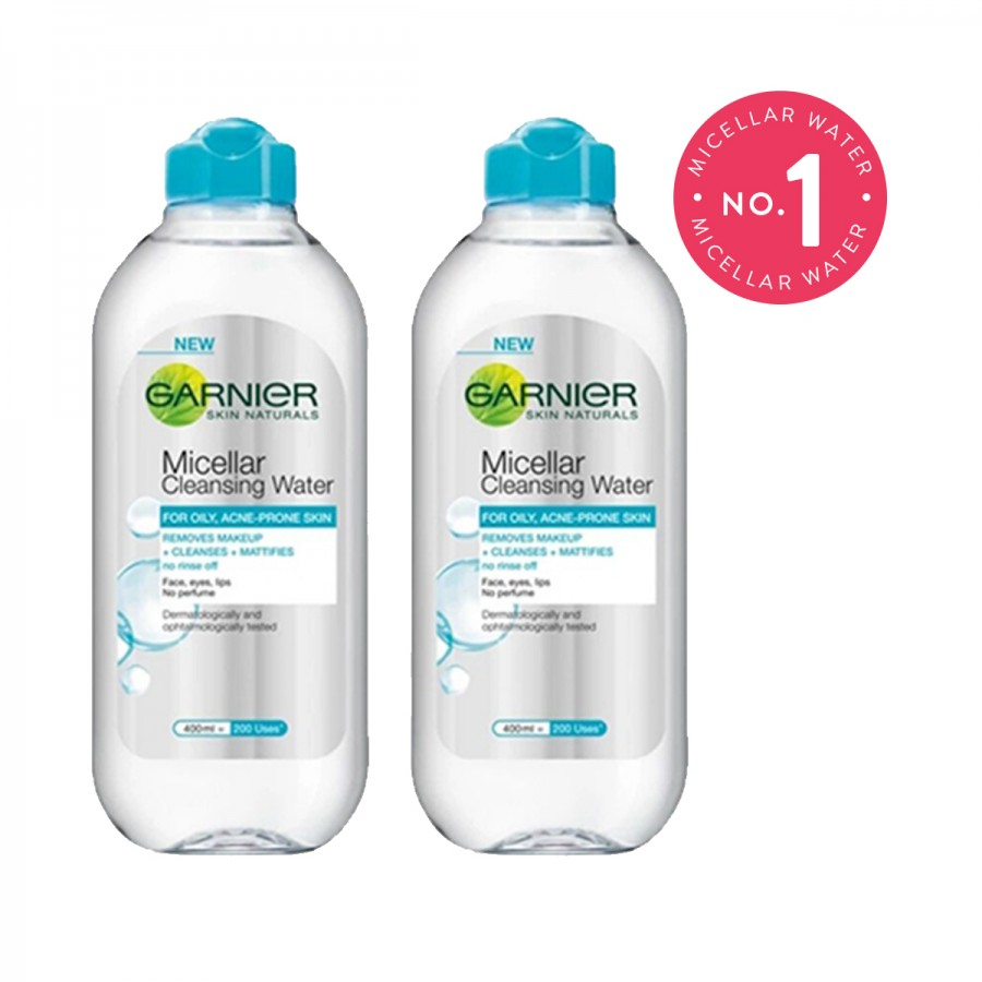 Duo Micellar Water (Blue) 400 ml