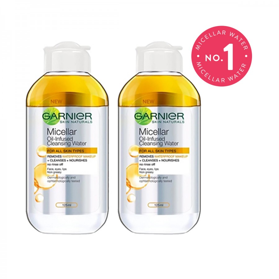 Duo Micellar Water Biphase - 125ml