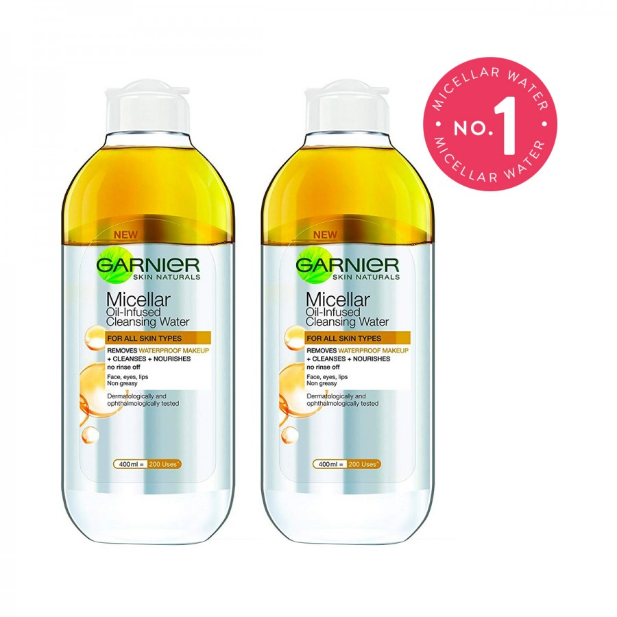 Duo Micellar Water Biphase - 400ml