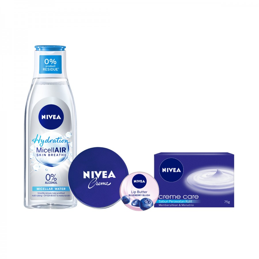 NIVEA Blue Packages