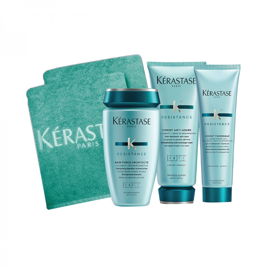 Trio Exclusive Hair Care Set 1