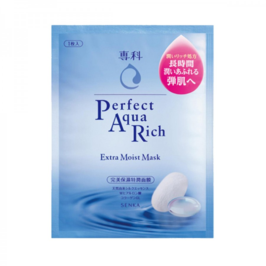 Perfect Aqua Rich Mask Extra Moist