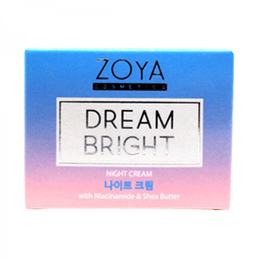 Dream Bright Night Cream