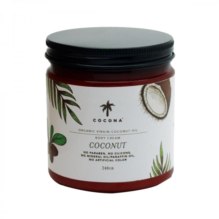 Body Cream Coconut