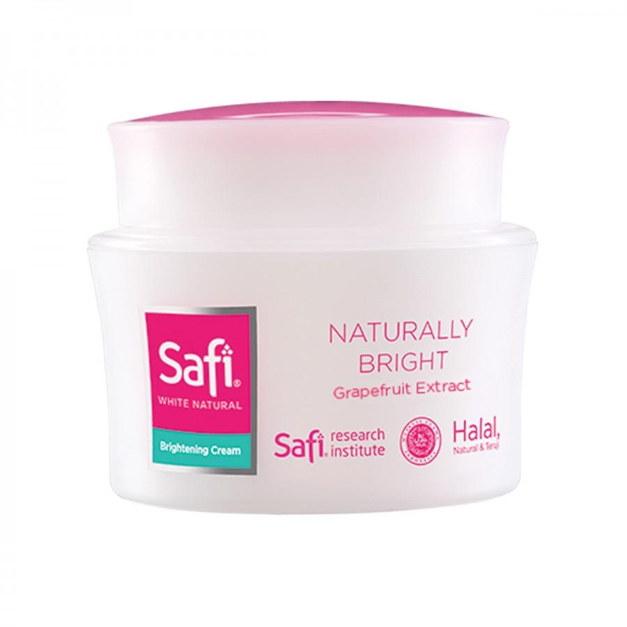 Safi White Natural Brightening Cream Grapefruit
