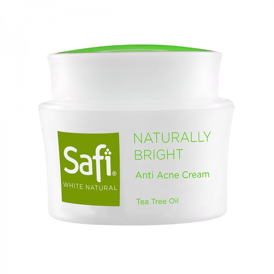 Safi White Natural Anti Acne Cream TTo