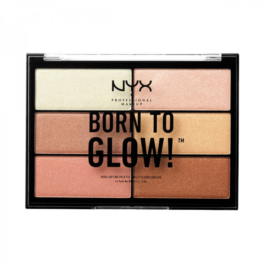 Born To Glow Highlighting Pallete