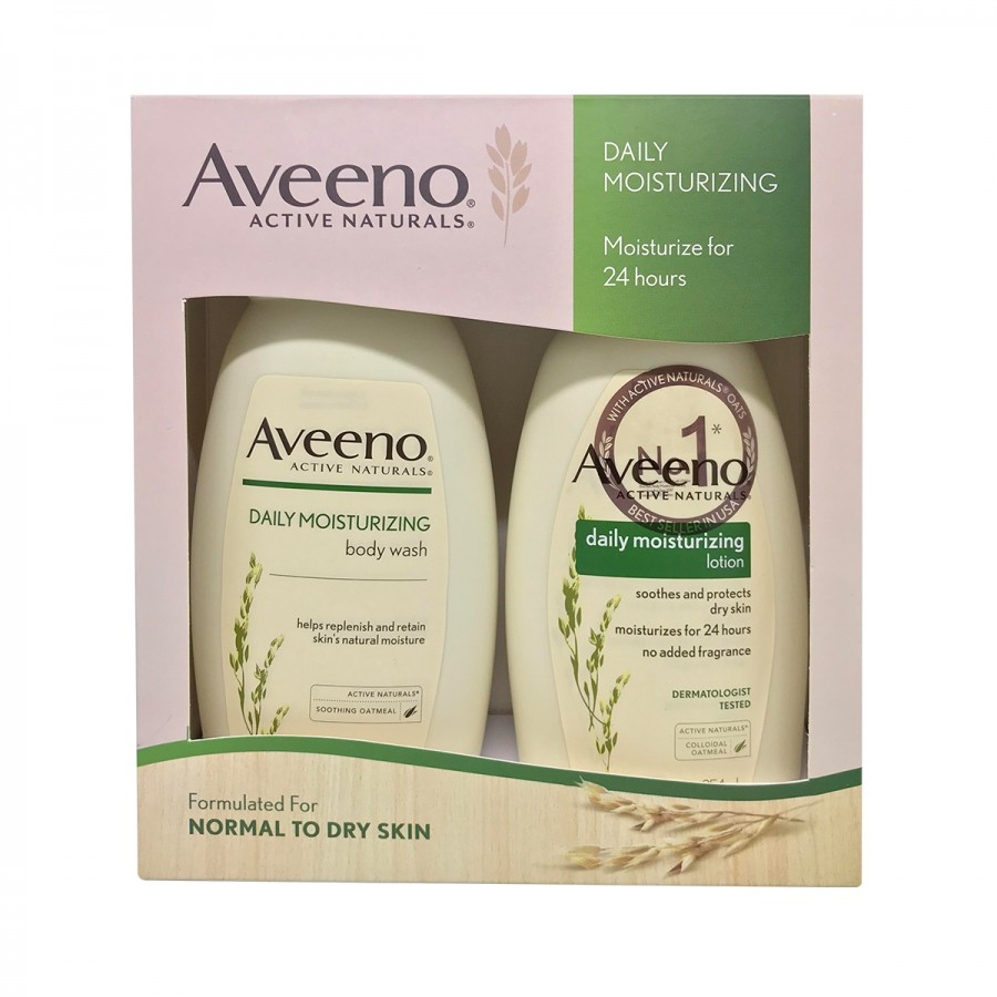 Aveeno Essential Pack