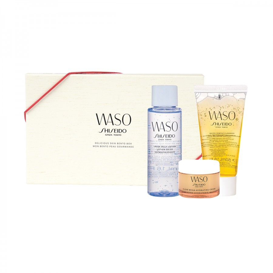 WASO Delicious Skin Bento Box