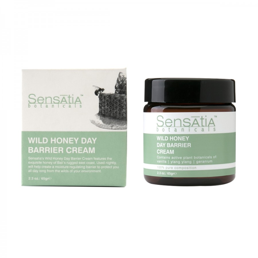 Wild Honey Day Barrier Cream - 65 gr