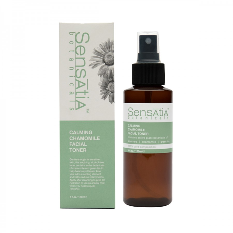 Calming Chamomile Facial Toner - 120 ml