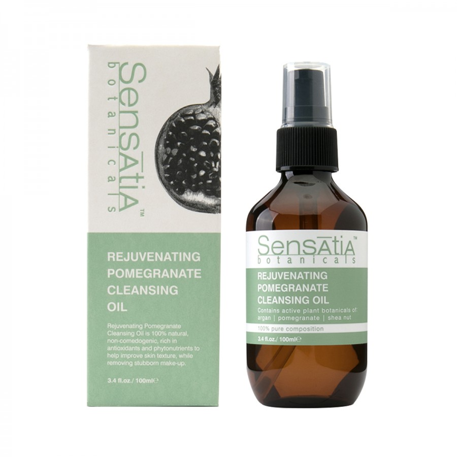 Rejuvenating Pomegranate Cleansing Oil - 100 ml