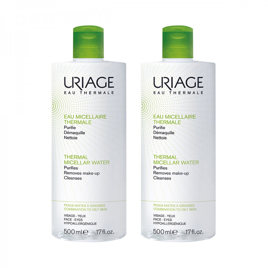 (Buy 1 Get 1 Free) Micellar Water - Combination To Oily
