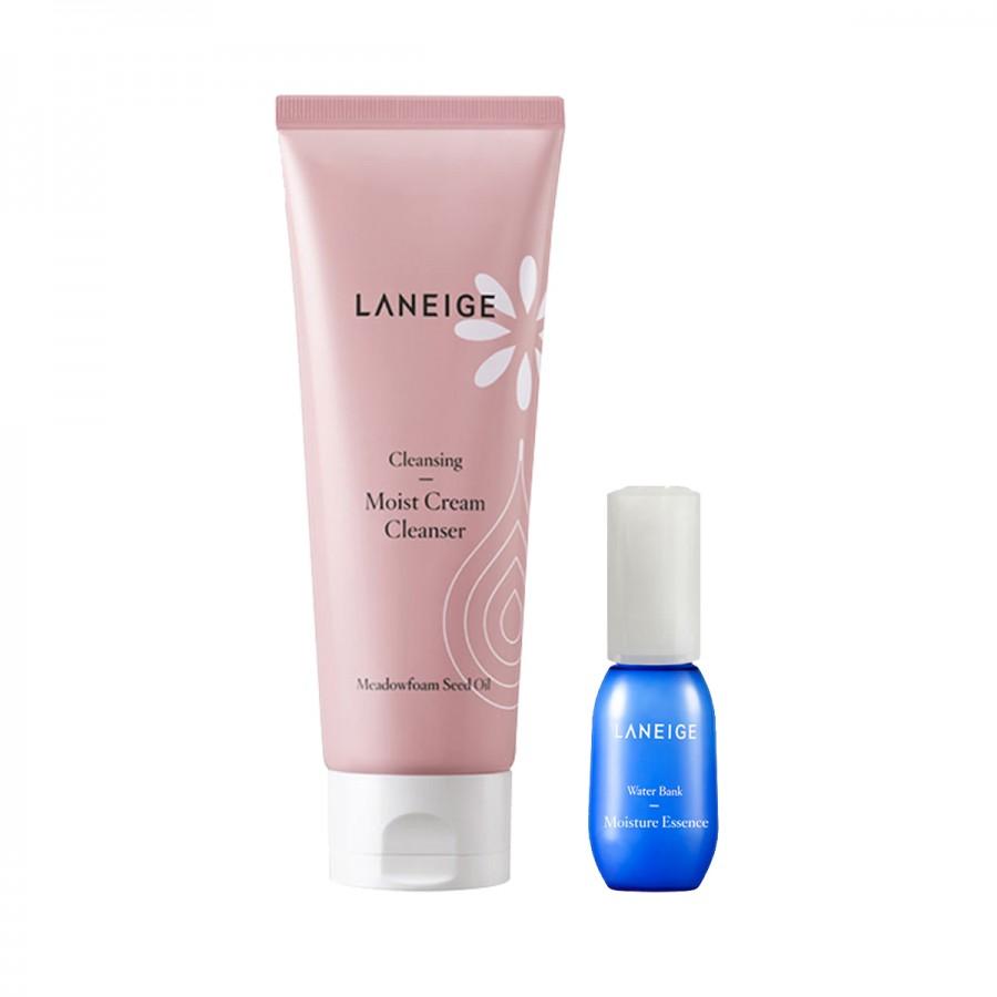LNG Moist Cream Cleanser 150ml (OL19)