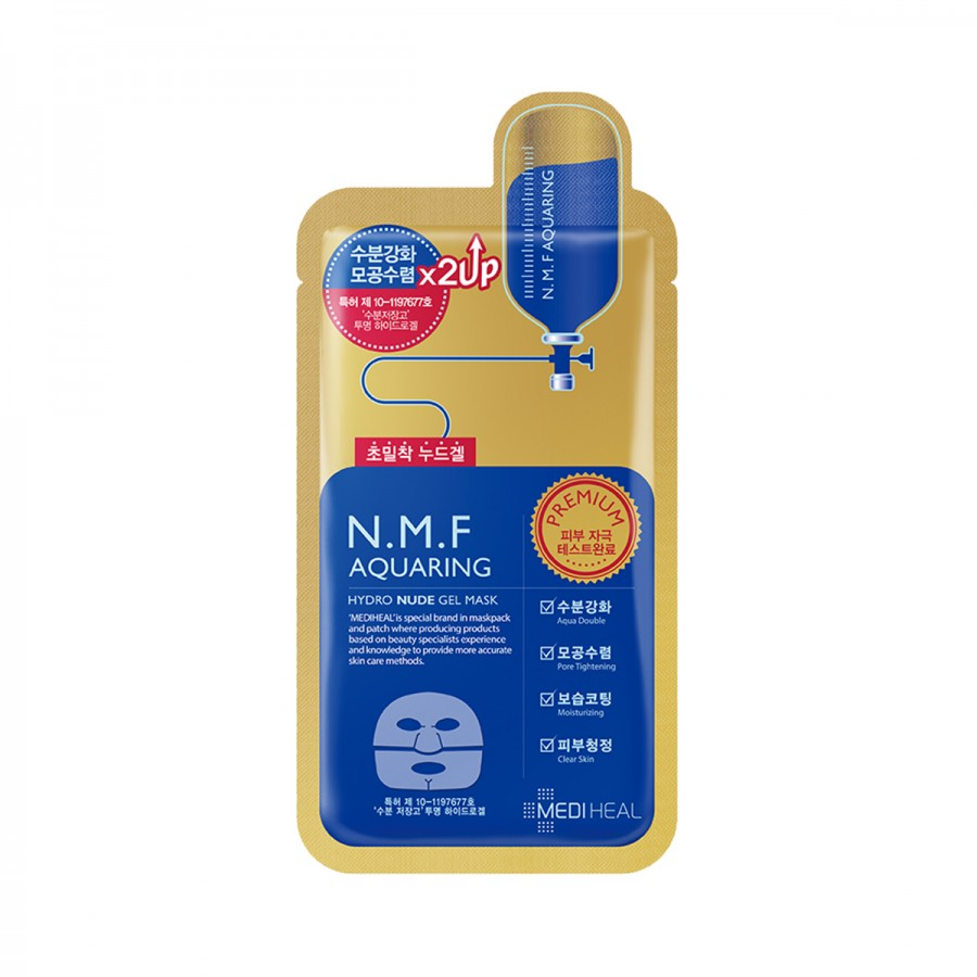 N.M.F Aquaring Nude Gel Mask