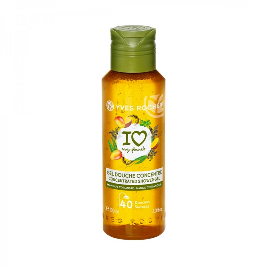 Concentrated Shower Gel Mango Coriander