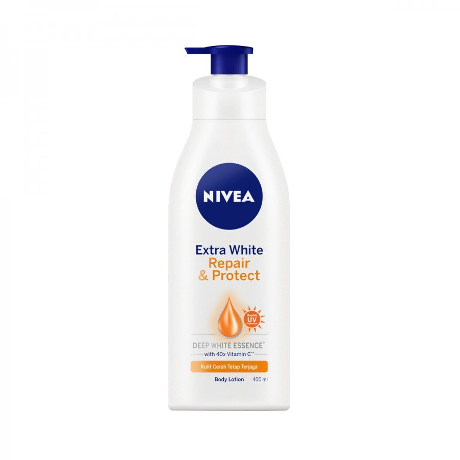 NIVEA Body Extra White Repair & Protect Lotion 400Ml