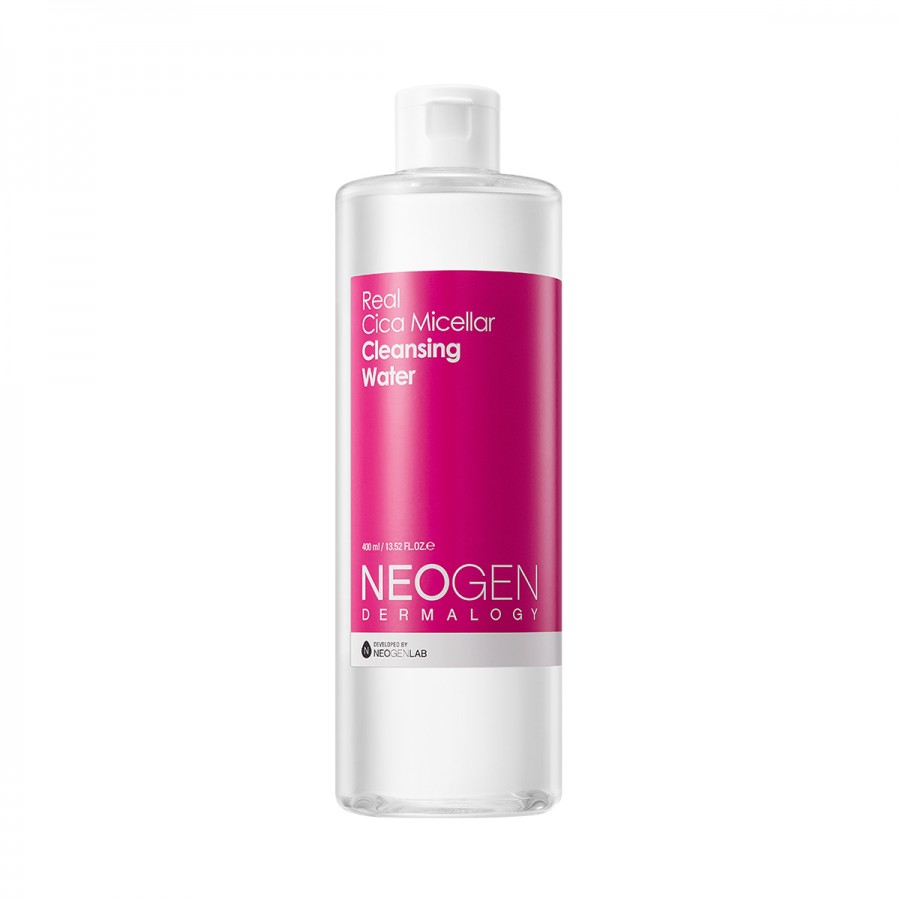 Neogen Dermalogy Real Cica Micellar Cleansing Water