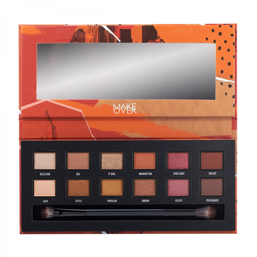 Powerstay Eye Palette