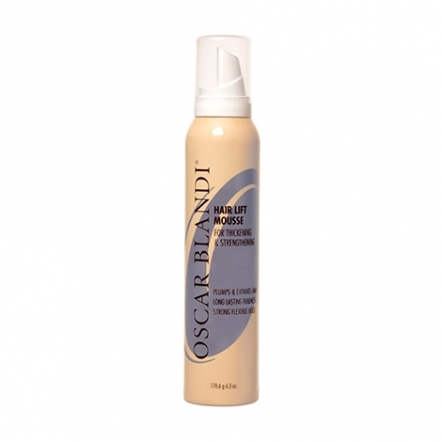 Hair Lift Mousse For Thickening & Strengthening