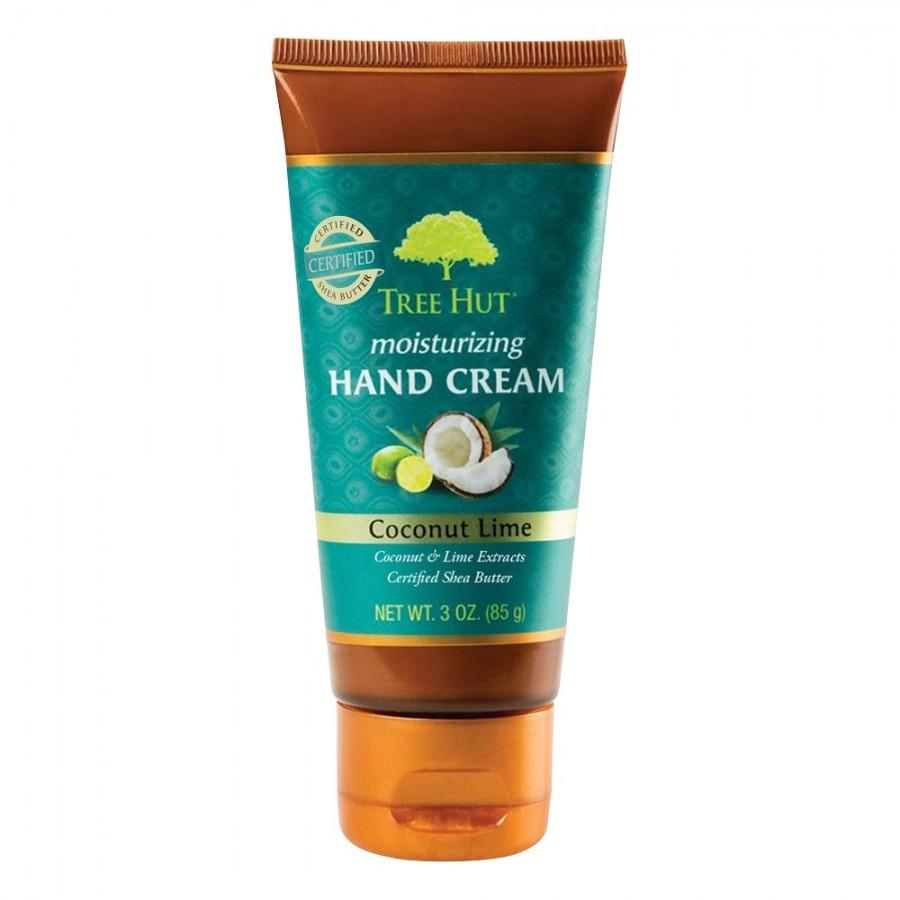 Moisturizing Hand Cream Coconut Lime