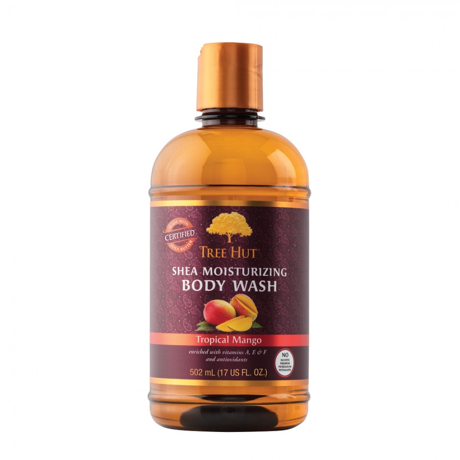 Tropical Mango - Shea Body Wash