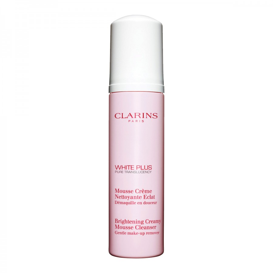 Whitening Mousse Cleanser
