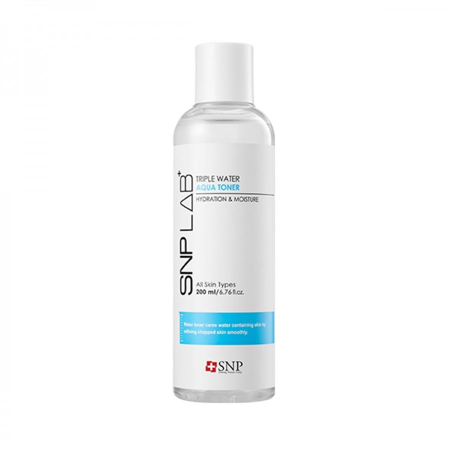 SNP LAB+ Triple Water Aqua Toner