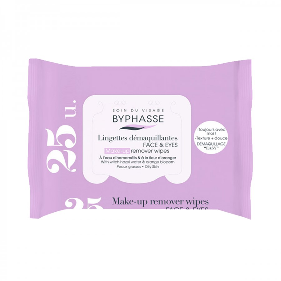 Make-Up Remover Wipes Witch Hazel