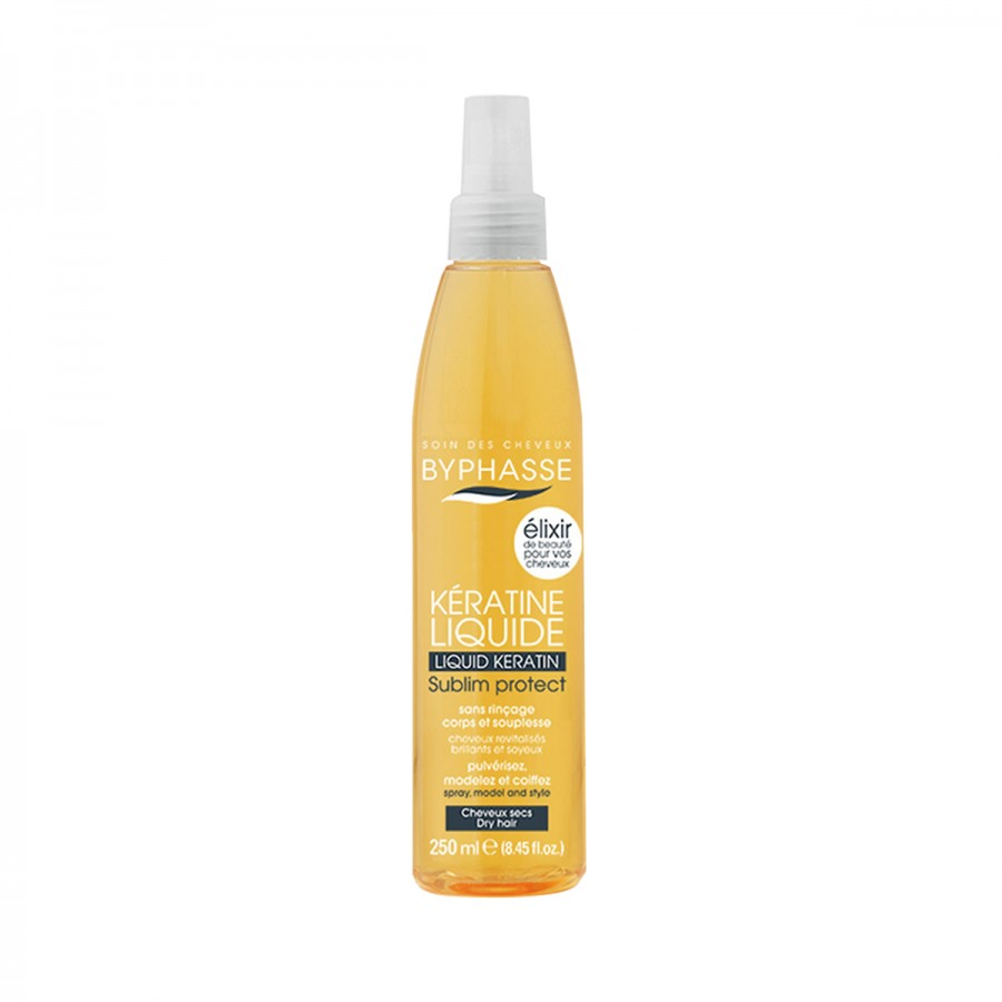 Liquid Keratin Activ Protect Dry Hair