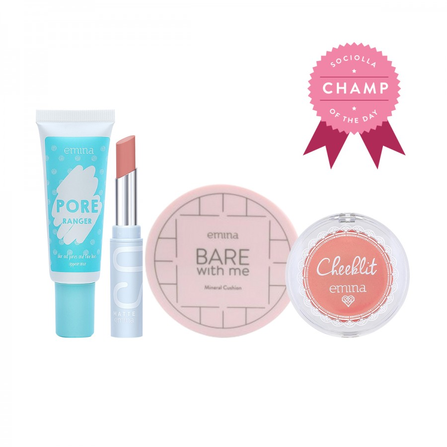 Blush Gang Powder Kit