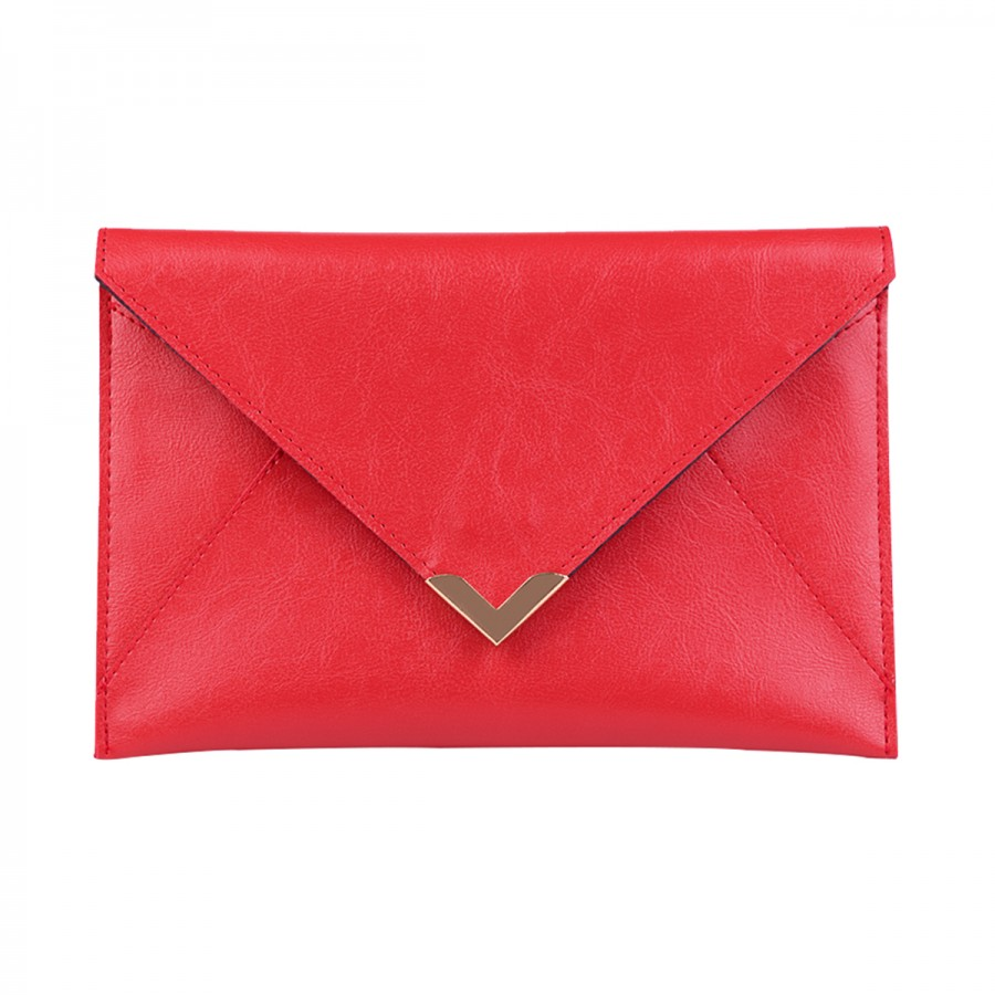 LMU Red Pouch