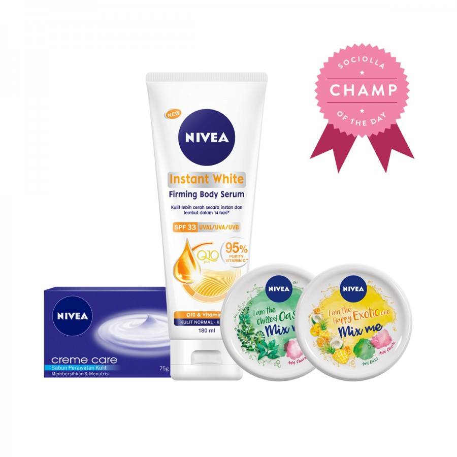 Nivea Body Firming Value Pack