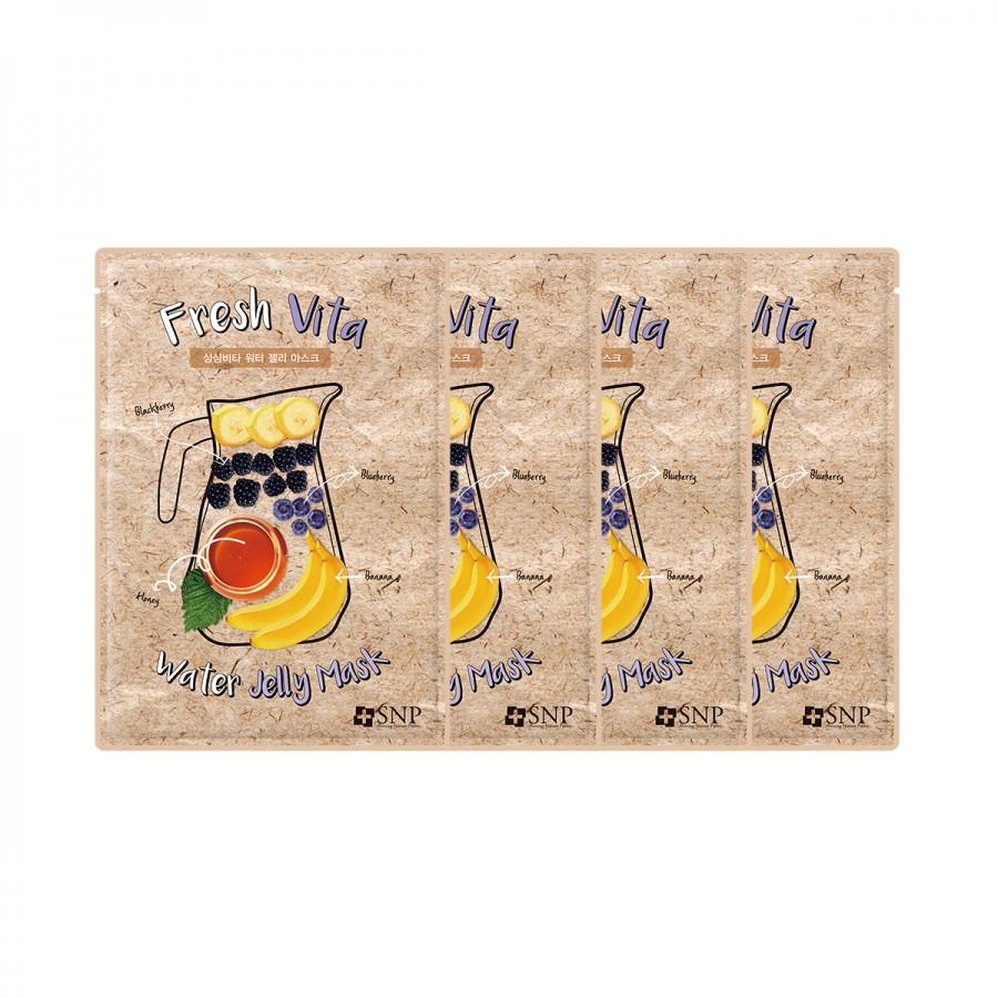 Fresh Vita Water Jelly Mask Bundle