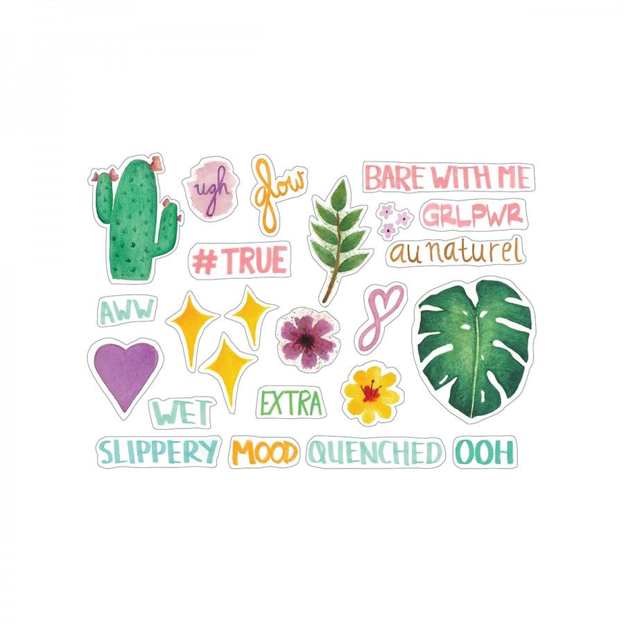 Sara Robert Sticker doodle