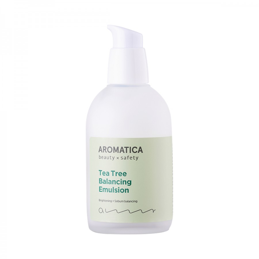 Tea Tree Balancing Emulsion Aromatica