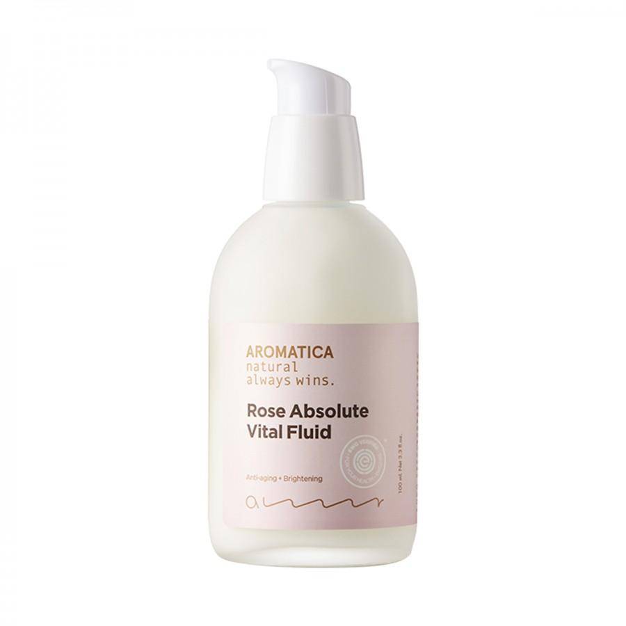 Rose Absolute Vital Fluid Aromatica