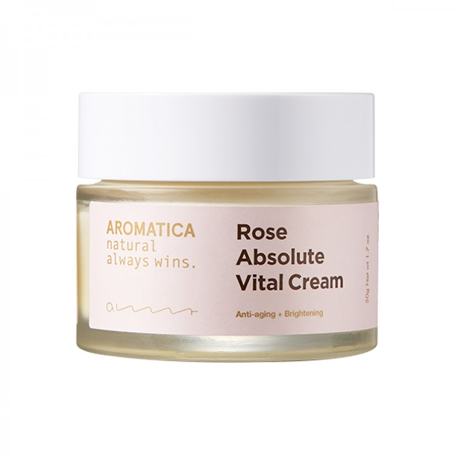 Rose Absolute Vital Cream Aromatica