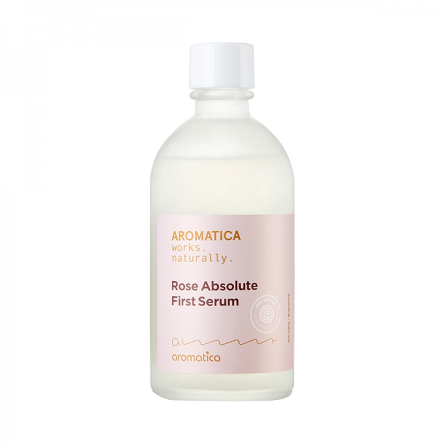 Rose Absolute First Serum Aromatica