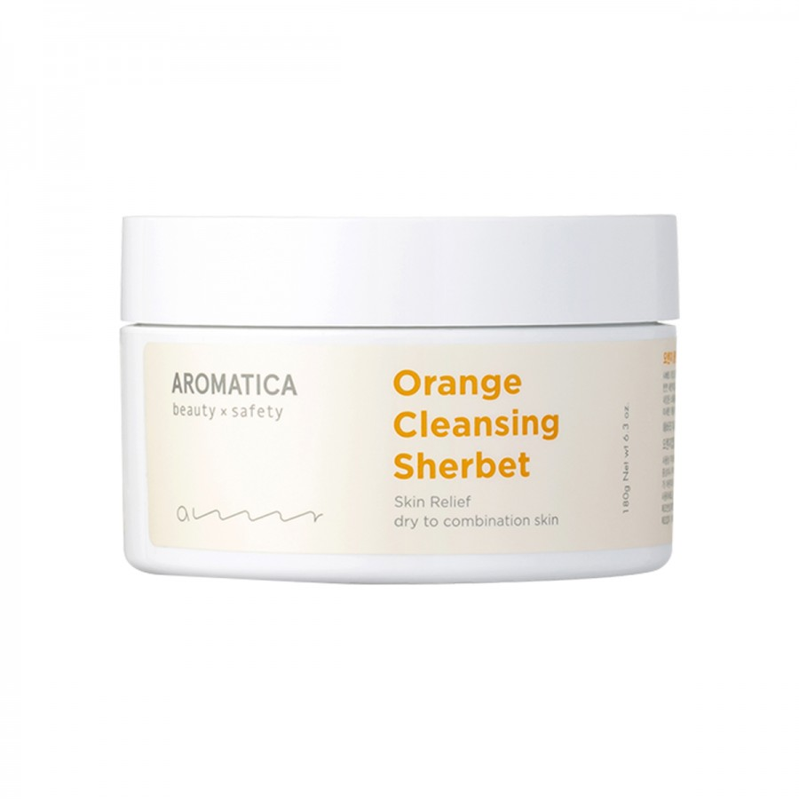 Orange Cleansing Sherbet Aromatica