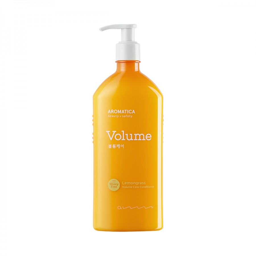 Lemongrass Volume Care Conditioner Aromatica