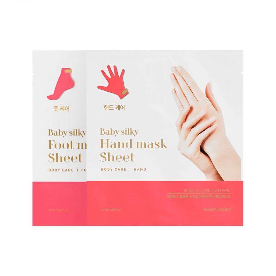 Baby Silky Hand & Foot Mask Sheet