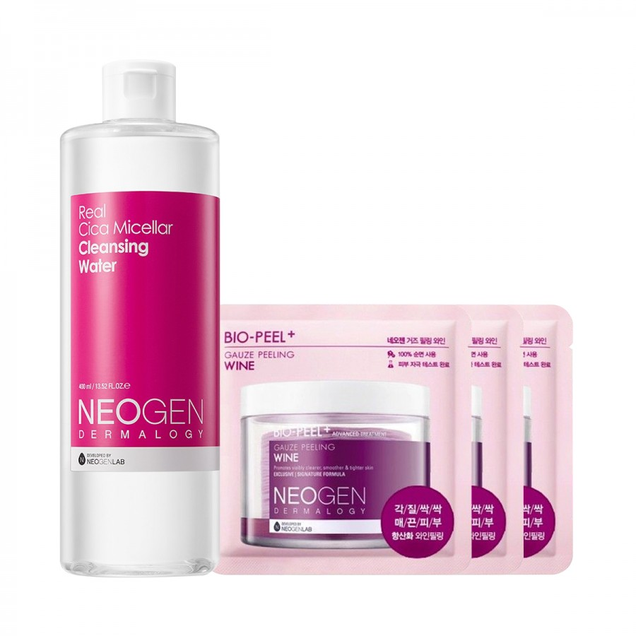Micellar Cleansing Water Class